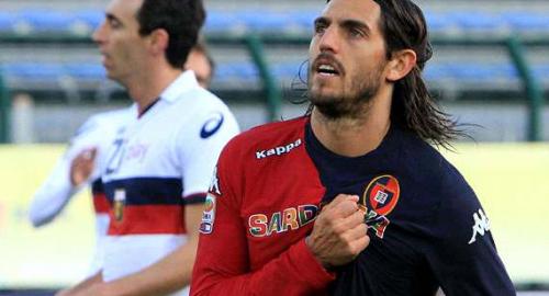 Calciomercato: Joaquin Larrivey lascia Cagliari e vola in Messico